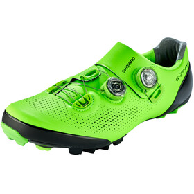 Shimano SH-XC9 S-Phyre Bike Shoes green